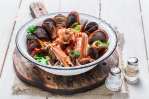 Taste of Skye seafood